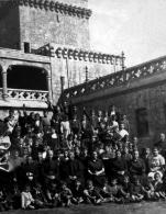 Colegio de Frailes en el Castillo