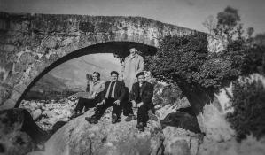 Amigos en Puente Parral